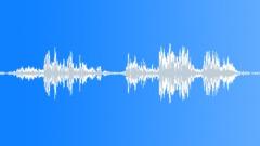 WRECK METAL ALTERNATER MOVE 19 - sound effect