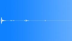 WRECK METAL PART IMPACT GROUND 03 - sound effect
