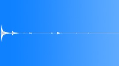 WRECK METAL PART IMPACT GROUND 05 - sound effect