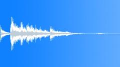 WRECK METAL PART IMPACT METAL 02 - sound effect