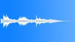 WRECK METAL PART IMPACT METAL 06 Sound Effect