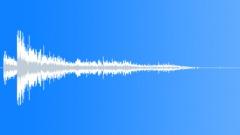 WRECK METAL PART IMPACT METAL 10 Sound Effect
