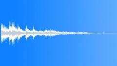 WRECK METAL PART IMPACT METAL 20 - sound effect