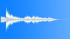 WRECK METAL PART IMPACT METAL 22 Sound Effect