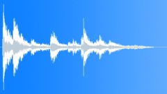 WRECK METAL PART IMPACT METAL 26 Sound Effect