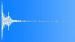 WRECK METAL PART IMPACT METAL HEAVY 01 Sound Effect