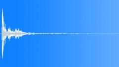 WRECK METAL PART IMPACT METAL HEAVY 03 Sound Effect