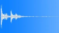 WRECK METAL PART IMPACT METAL HEAVY 05 Sound Effect
