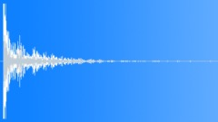 WRECK METAL PART IMPACT METAL HEAVY 09 Sound Effect