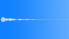 WRECK MINOR CLUNK 02 Sound Effect