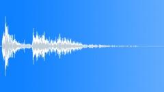 WRECK PLASTIC METAL IMPACT03 Sound Effect