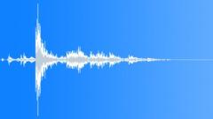 WRECK PLASTIC METAL IMPACT05 - sound effect