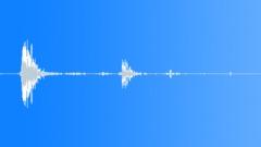 WRECK WHEEL FLAT BOUNCE04 - sound effect
