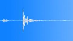 WRECK WHEEL STANDARD BOUNCE SINGLE01 Sound Effect