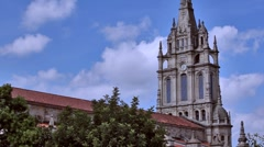 0127 Iglesia HD25 Stock Footage