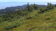 Stock Video Footage of Kodiak Island Scenic Pan