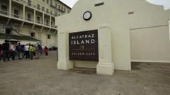 Alcatraz 02 HD Stock Footage