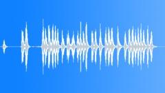 Mechanical twist-action door bell ringing. - sound effect