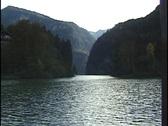 Stock Video Footage of Konigssee Lake in Bavaria Germany