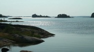 Stock Video Footage of Swedish archipelago