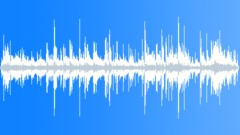Stock Sound Effects of Stallholder selling glass cutting tools.