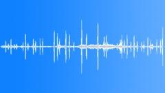 Labrador panting, exterior. - sound effect