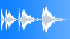 Half a dozen werewolves. (Specially created effect) - sound effect