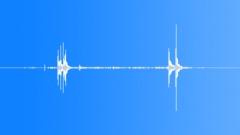 Door, interior, opened & shut. - sound effect