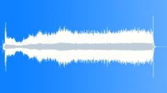 Gas stove burner roar (natural gas). - sound effect