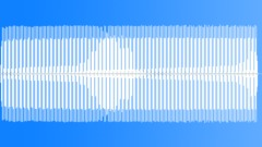 Stock Sound Effects of Human heartbeat, 58 bpm (average for fit young person).