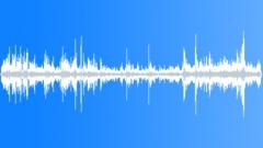 Fifty junior school pupils in playground. - sound effect