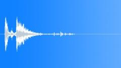 Shot blast (Patagonia, Delta region 1970). - sound effect
