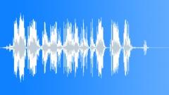 Cascade of Glass. Sound Effect