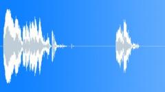 "Large glass crashes - 1-2 crashes (84A) 8"""", 3"""". - sound effect"