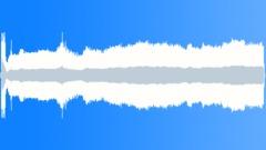 Brickworks, warning hooter, works start up. - sound effect