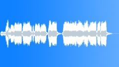 Electric grinder, long bursts on metal sheet. Sound Effect