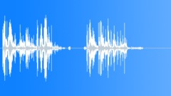 "2 metal cascades.(84F) 15"""", 14 - sound effect"