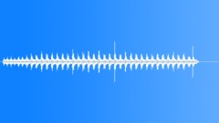 Trampolining (using mat often found in schools). - sound effect