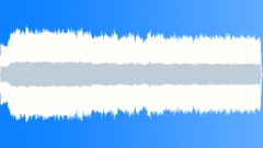 White noise filtered to simulate wind at constant pitch. Wind 9. (3 tones up - sound effect