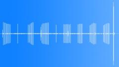 Dialling pulsseja painike puhelimeen. Äänitehoste