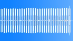 Telephone engaged tone. Sound Effect
