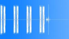 Motorola car phone - 4 rings, pick up. - sound effect