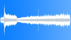 Bristol Britannia, interior, touch down & taxi. (Long/medium range airliner, Sound Effect