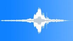 Auster aircraft. Landing. - sound effect