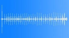 Interior, indicators, winker type. (Bedford light van.) - sound effect