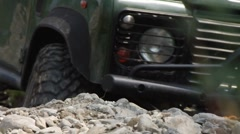 offroad 01 - stock footage