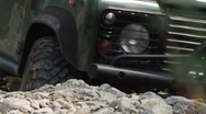 Stock Video Footage of offroad 01
