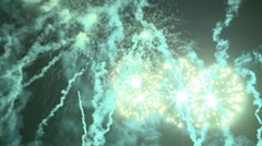 FIREWORKS - stock footage