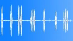 Klaxon Motor Horn sounded. Sound Effect