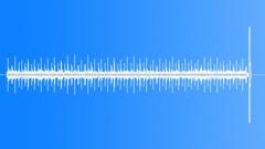 Indicator operating. - sound effect